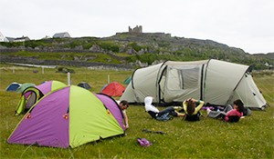camping inis oirr