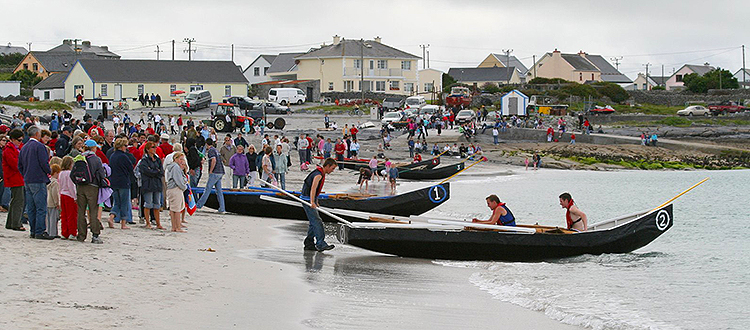 currach racing inis oirr