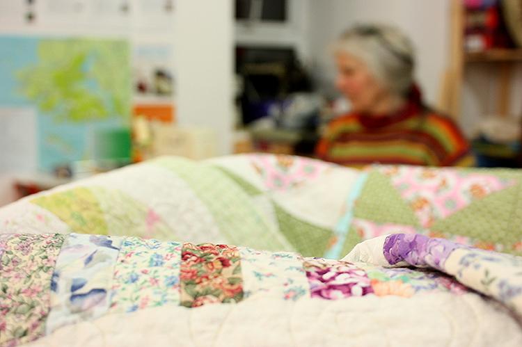 handmade quilts Inisheer